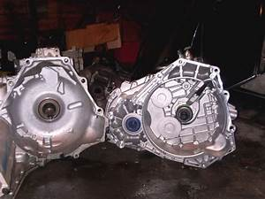 S80 T6  Auto-to-manual Transmission Conversion