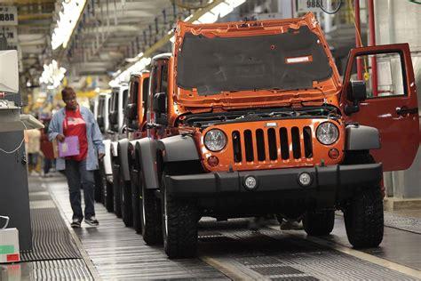 2018 Jeep Wrangler Debut by New 2018 Jeep Wrangler Jl Set To Debut In November
