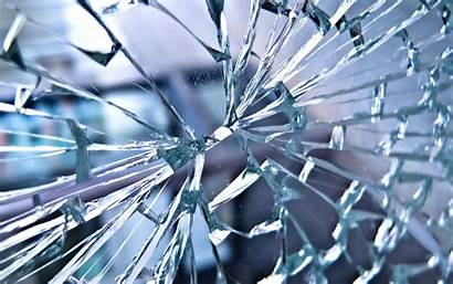 Glass Broken Pc Desktop Widescreen