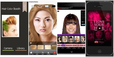 7 Hair Apps You Must Try Before Visiting Your Stylist