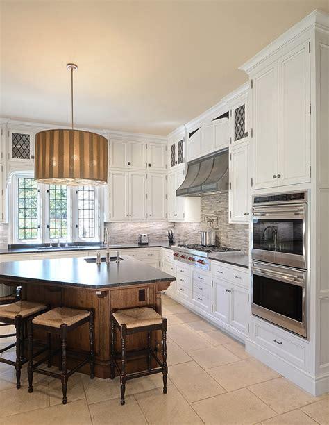 tile kitchen countertops mid country tudor kitchen homebuilding 2759