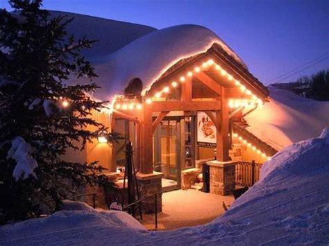 casa nova deer valleys premier luxury chalet america