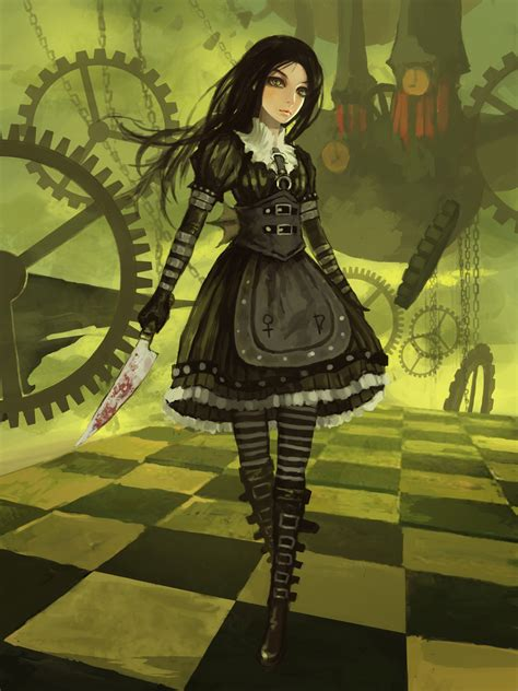 Alicemadness Returns Alice Madness Returns Fanclub Fan