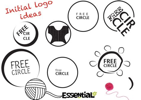 Free Circle Logo Ideas