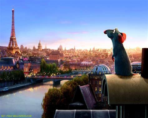 Ratatouille Background
