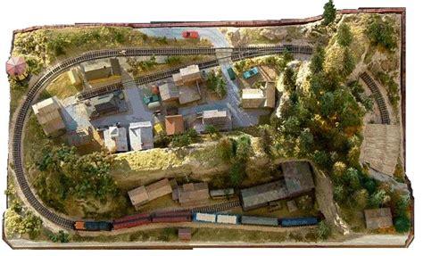 scale layout  errol kettlestack model railroad