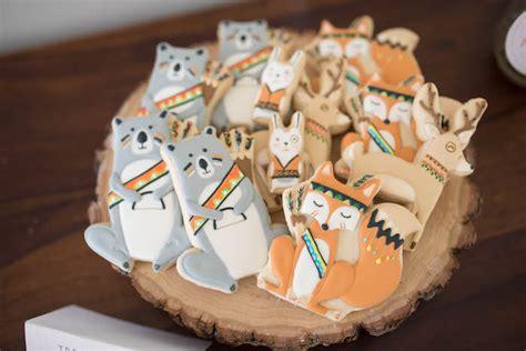 Karas Party  Ee  Ideas Ee   Woodland Animals  Ee  Birthday Ee   Party Kara
