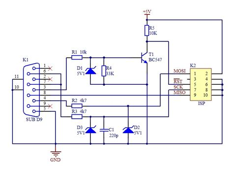 Why Usb Serial Port Converter Can Program Avr