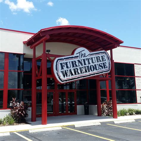 Outside Furniture Stores by The Furniture Warehouse Furniture Stores 1100 W Cortez