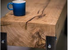 Bespoke, handmade furniture from English Oak