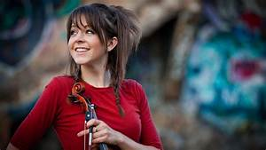 Lindsey Stirling Cute, HD Music, 4k Wallpapers, Images ...