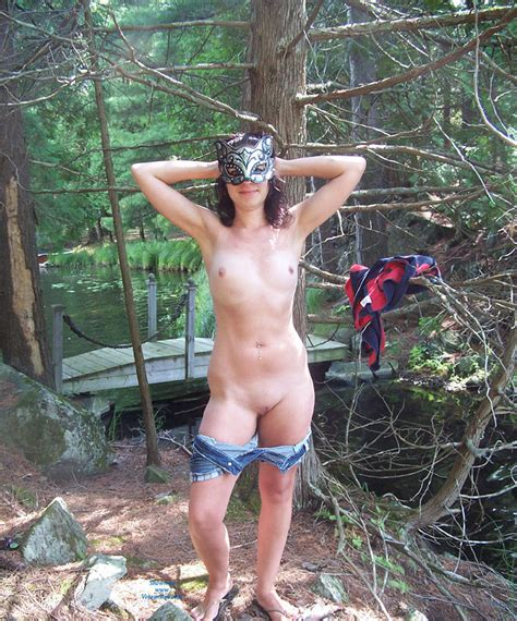 Naughty Outdoor Stripping September Voyeur Web Hall Of Fame