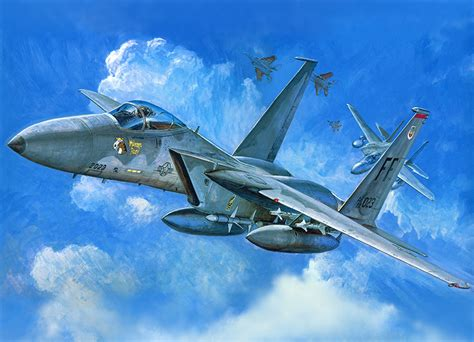 desktop wallpapers airplane   painting art aviation