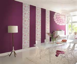 wandgestaltung mit farben wandgestaltung in fuchsia roomido