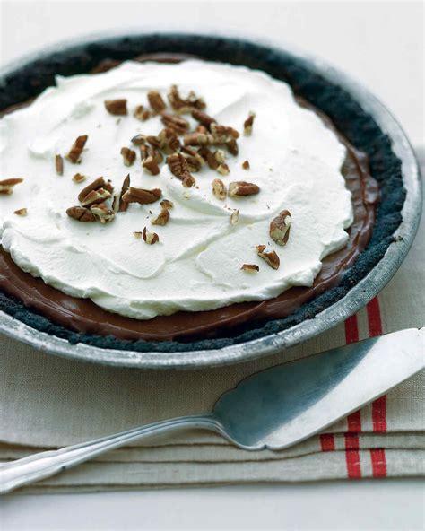 mississippi mud pie recipe video martha stewart