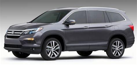 2018 Honda Pilot Changes, Price, Release Date, Design, Rumors