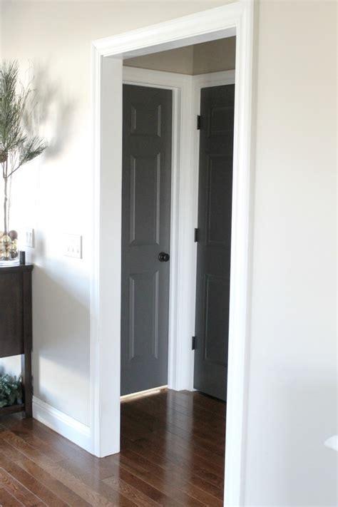 how to paint an interior door painting interior doors