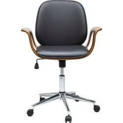 La Redoute Chaise De Bureau by Chaise De Bureau Contemporaine Noire Patron Kare Design
