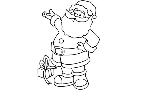 61 best santa templates shapes crafts colouring pages free premium templates