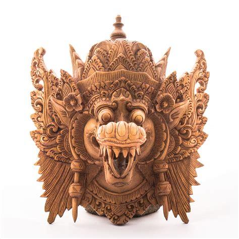 balinese masks wholesale supplier wood carving art