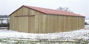 Batiment Moins Cher Hangar : hangar de stockage paille ou foin ou mat riel roin ~ Premium-room.com Idées de Décoration