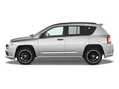 jeep compass side 2008 jeep compass reviews and rating motor trend