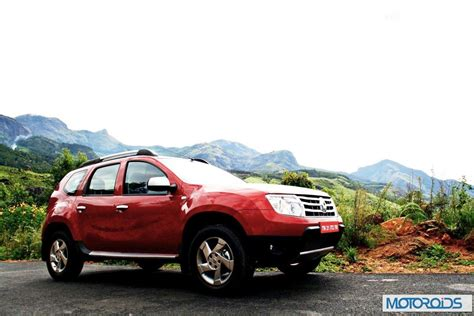 Renault Duster To Get Automatic Gearbox In 2018 Motoroids