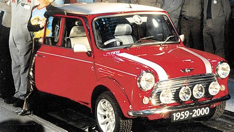 ceased production  years   mini