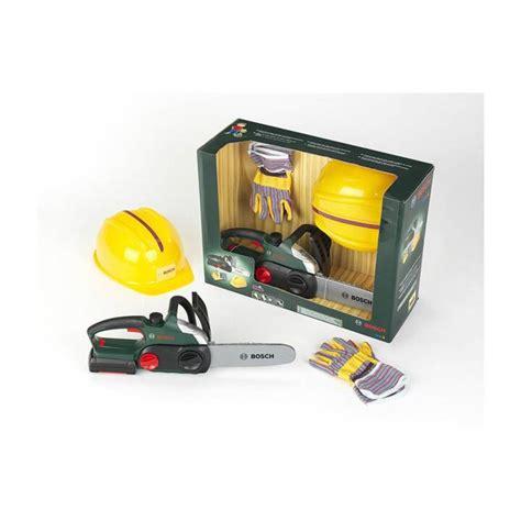 klein bosch werkzeug klein toys werkzeug bosch kettens 228 ge mit helm und