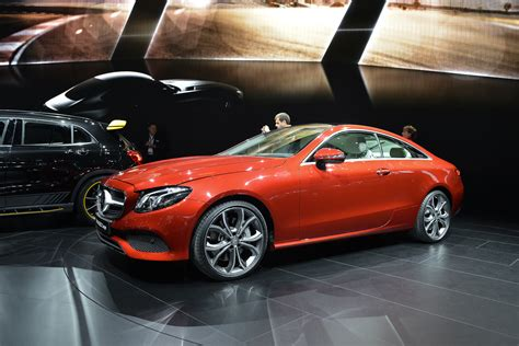 2018 Mercedesbenz Eclass Coupe Adds Style To Midsize