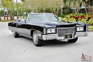 Cadillac Eldorado Cabriolet : 1971 cadillac eldorado convertible ~ Medecine-chirurgie-esthetiques.com Avis de Voitures