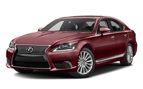 2016 Lexus Ls Vs. 2016 Toyota Avalon
