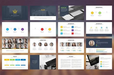 beautiful premium powerpoint  templates