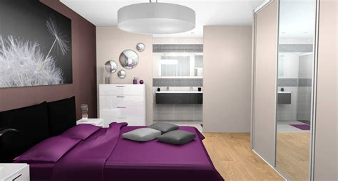 chambre taupe emejing chambre taupe prune contemporary seiunkel us