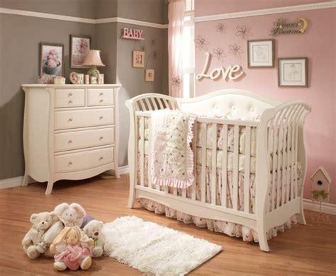 Kinderzimmer Wand Ideen Mädchen by Kinderzimmer M 228 Dchen Baby