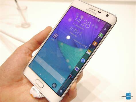 edge cell phone samsung galaxy note edge vs samsung galaxy s5 look