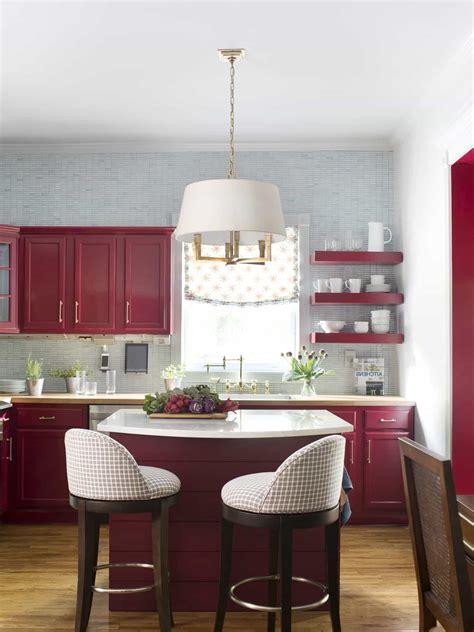 kitchen cabinets on modern burgundy kitchen ideas 6266 kitchen ideas 6266