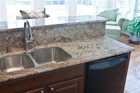 typhoon bordeaux granite modern kitchen countertops