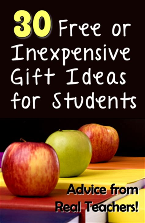 christmas gifts for graduate students corkboard connections 30 free or inexpensive gift ideas for students
