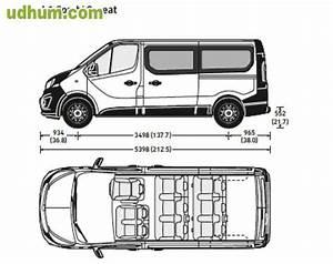 Dimension Opel Vivaro : alquiler furgoneta 9 plazas opel vivaro ~ Gottalentnigeria.com Avis de Voitures