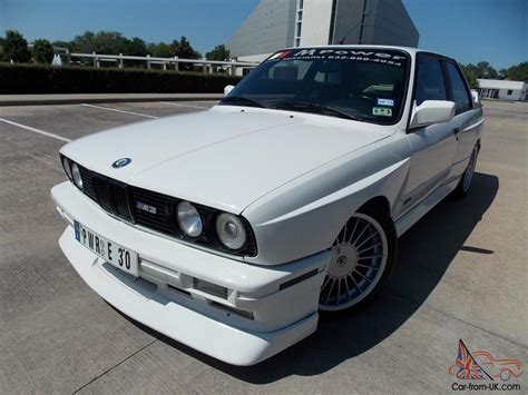 1988 Bmw M3 E30 Coupe Very Rare Lots Of Upgrades Alpina