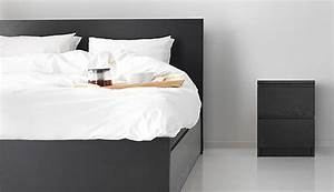 The most amazing ikea malm bedroom furniture intended for for Furniture found in the home
