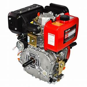 10hp 411cc Air Cooled Single Cylinder Diesel Engine