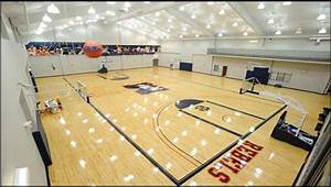 Ole Miss Basketball Practice Facility | PRECISION ERECTION