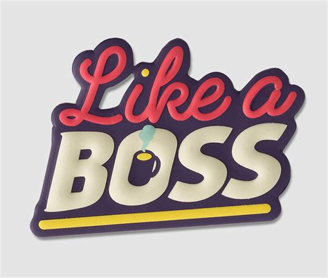Like A Boss  Sticker. Personalised Labels. Menu Stickers. Colon Cancer Signs Of Stroke. Program Signs. Custom Banners And Signs. Audit Signs. Plaquinhas Emoji Stickers. Friend Signs Of Stroke