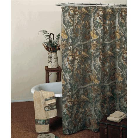 camo bathroom decor realtree timber shower curtaincamo trading