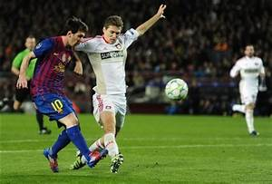 Five Star Messi Takes FC Barcelona to UCL Quarter Final ...