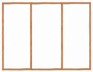 10 blank tri fold brochure template images free blank for Tri folded brochure templates