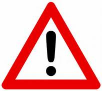 Caution Sign Gif Images - Best Animations  Exclamation Point Gif
