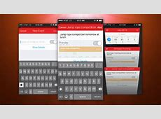 Fantastical For iPhone Adds A New Drafts Mode Lifehacker